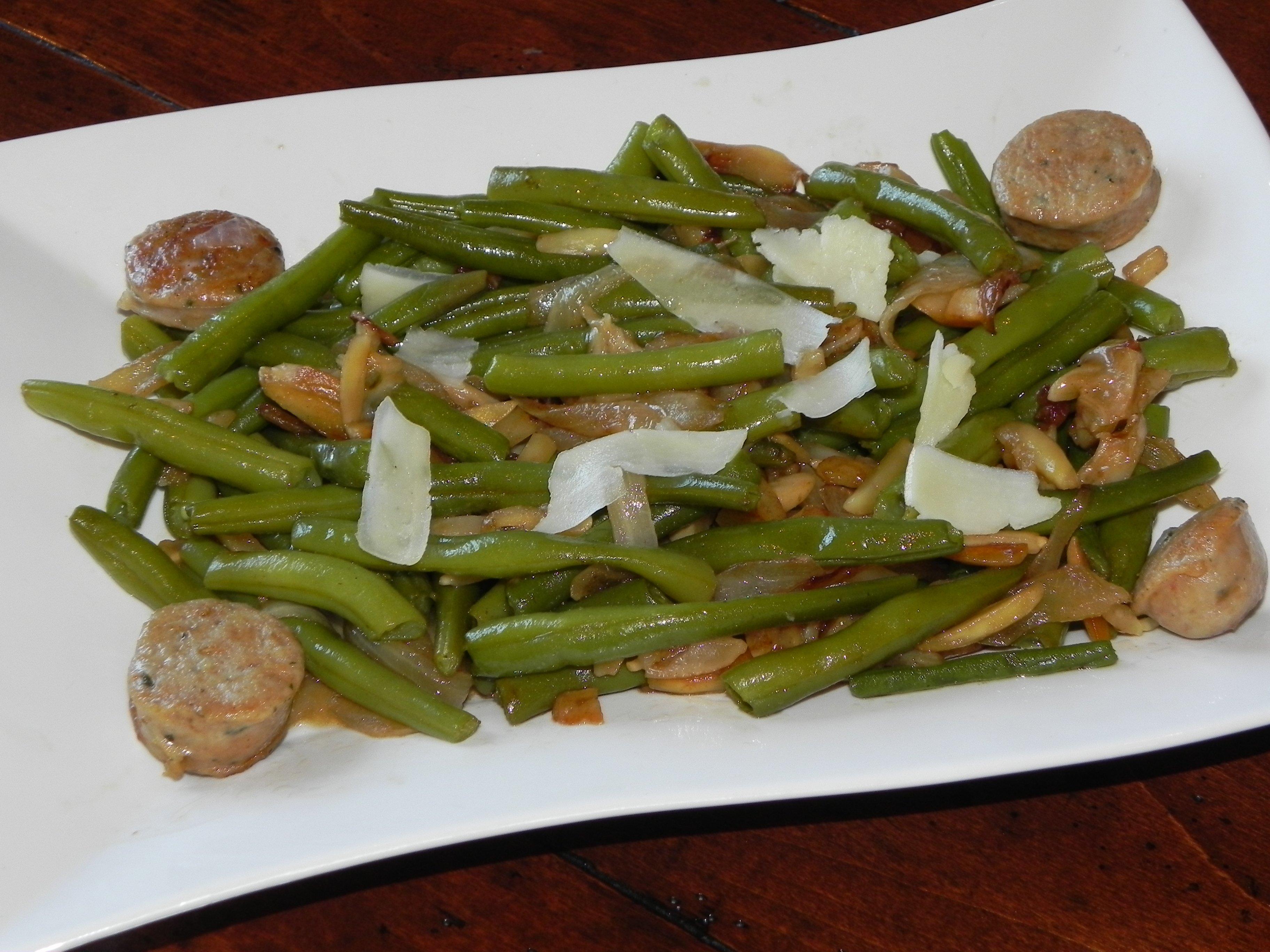 ... green beans sesame green beans feisty green beans spanish green beans