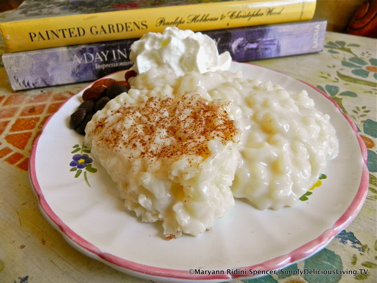 Rice Pudding Heaven