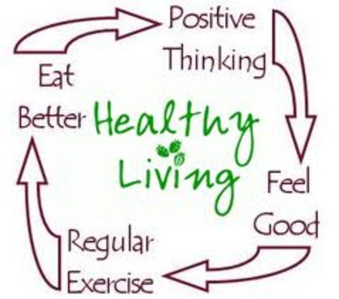 Resultado de imagen de healthy living
