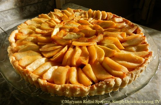 Country Apple Tart