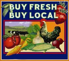 buy fresh and local