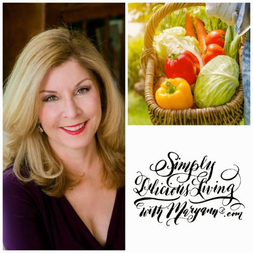 Simply Delicious Living with Maryann®